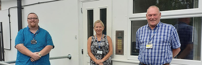 New Supported Living scheme ready to open