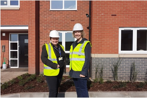 New Supported Living scheme offers independence