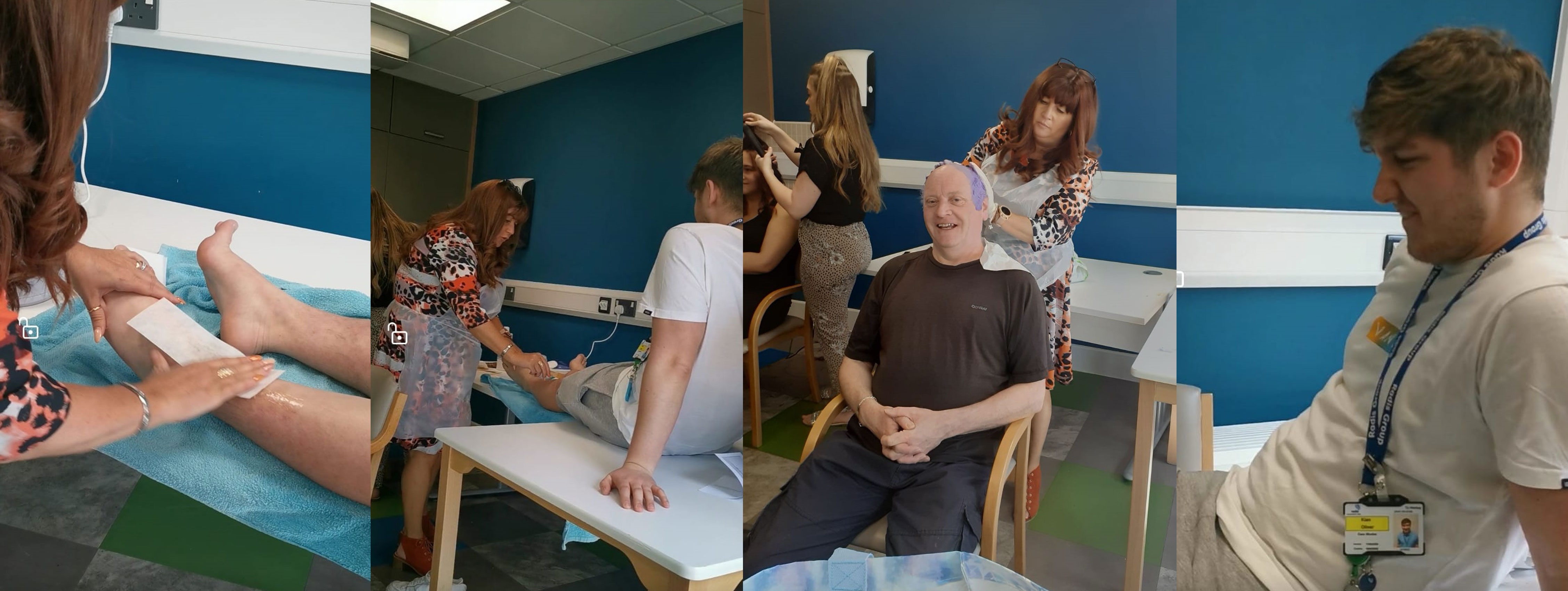 Carers going above and beyond